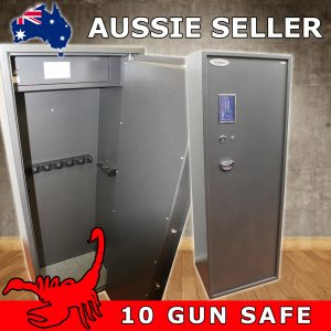 Scorpion gun safes