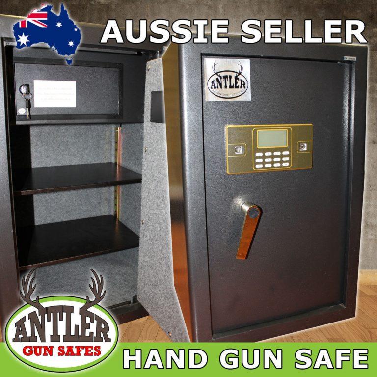 Hand Gun & Cash Safe
