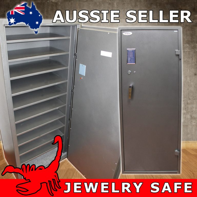 Jewellery cigarettes Safe